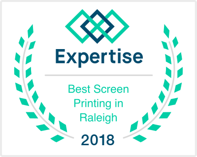 Best Screen Printing Companies in Raleigh